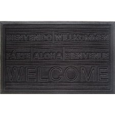 Weather Beater International Welcome Mat