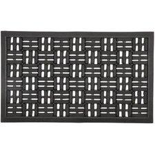 Recycled Scraper Squares Doormat