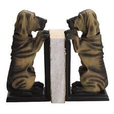 <strong>Bombay Heritage</strong> Hawthorne Book Ends (Set of 2)