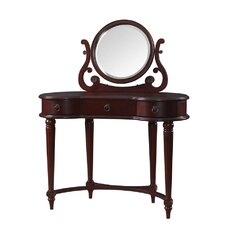 Empress Vanity with Mirror