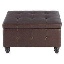 <strong>Bombay Heritage</strong> Chilton Storage Cocktail Ottoman