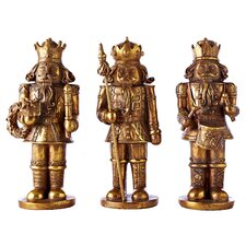 King Nutcracker (Set of 3)