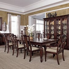 <strong>Bernhardt</strong> Commonwealth 9 Piece Dining Set