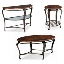 <strong>Bernhardt</strong> Clark Coffee Table Set