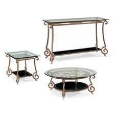Zambrano Coffee Table Set