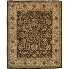 Empire Brown / Ivory Rug