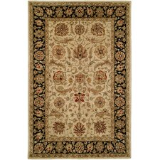 <strong>Wildon Home ®</strong> Ivory / Black Rug