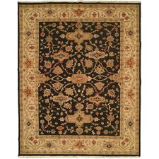 <strong>Wildon Home ®</strong> Black/Ivory Rug