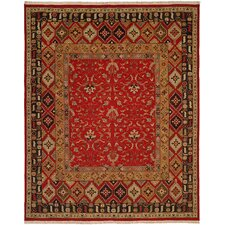 <strong>Wildon Home ®</strong> Red Rug