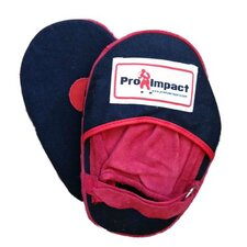 <strong>Pro Impact Sports</strong> Canvas Punch Mitts
