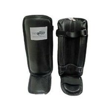 Genuine Leather Shin Pads and Instep