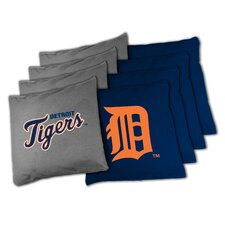 Detroit Tigers Bean Bag Game Set