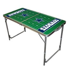 NFL 2x4 Tailgate Table