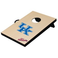 <strong>Tailgate Toss</strong> NCAA Table Top Bean Bag Toss Game
