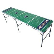 NCAA 2x8 Tailgate Table