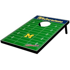 <strong>Tailgate Toss</strong> NCAA Football Bean Bag Toss Game