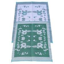 Garden Floral Mat