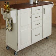 <strong>Home Styles</strong> Create-A-Cart Kitchen Cart