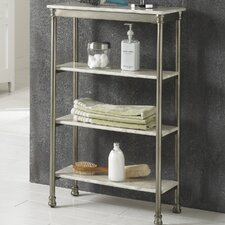 The Orleans Four Tier Shelf