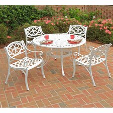 5 Piece Outdoor Dining Set