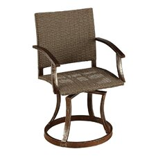 <strong>Home Styles</strong> Urban Outdoor Swivel Arm Chair