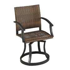 Newport Swivel Arm Chair