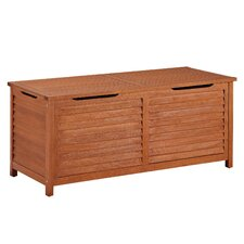 Montego Bay Wood Deck Box