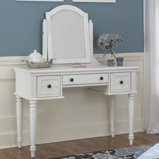 <strong>Home Styles</strong> Bermuda Vanity with Mirror