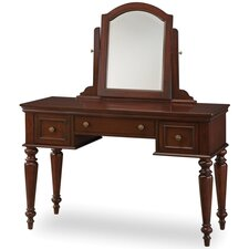 <strong>Home Styles</strong> Lafayette Vanity with Mirror