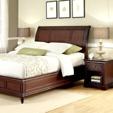 Lafayette 2 Piece Sleigh Bedroom Collection