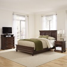 Colonial Classic Panel Bedroom Colllection