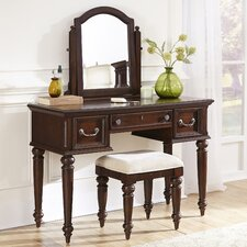 Colonial Classic Vanity Set with Mirror