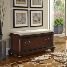 Colonial Classic Upholstered Bench