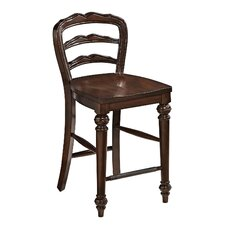 "Colonial Classic 24"" Bar Stool"