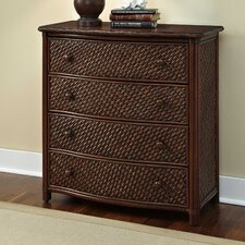 Marco Island 4 Drawer Chest