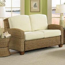 Cabana Banana Twill Loveseat