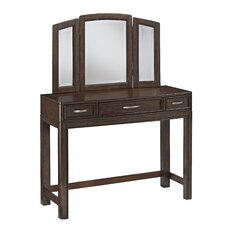 Crescent Hill Vanity with Mirror