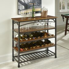 Modern Craftsman Wine Rack