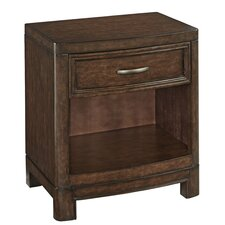 Crescent Hill 1 Drawer Nightstand