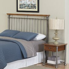 The Orleans Panel 2 Piece Bedroom Collection