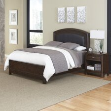 Crescent Hill Panel 2 Piece Bedroom Collection