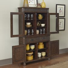 Castaway China Cabinet