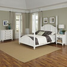 Bermuda Four Poster 3 Piece Bedroom Collection