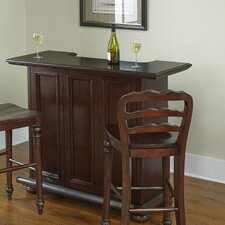 Colonial Classic Home Bar