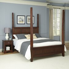 Chesapeake Four Poster 2 Piece Bedroom Collection