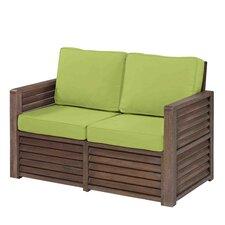 Barnside Love Seat with Cushions