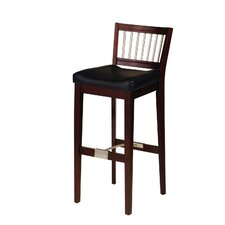"31"" Bar Stool with Cushion"