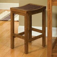 "24"" Counter Stool in Cottage Oak"