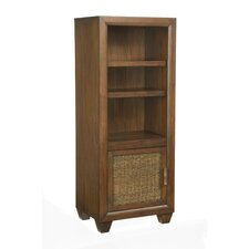 <strong>Home Styles</strong> Cabana Banana Pier Bookcase/Audio Cabinet