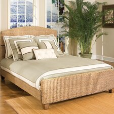 Cabana Banana Queen Panel Bed